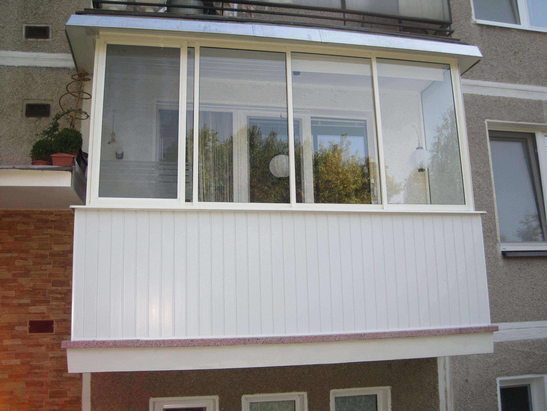 Balcony glazing, frame sliding system,dubnica nad vahom - pi.