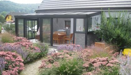 Zimná záhrada, Skalka nad Váhom