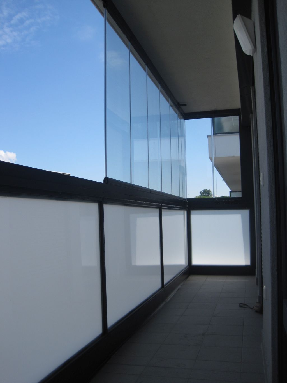 Balcony Glazing Bratislava Rača Pifema S R O