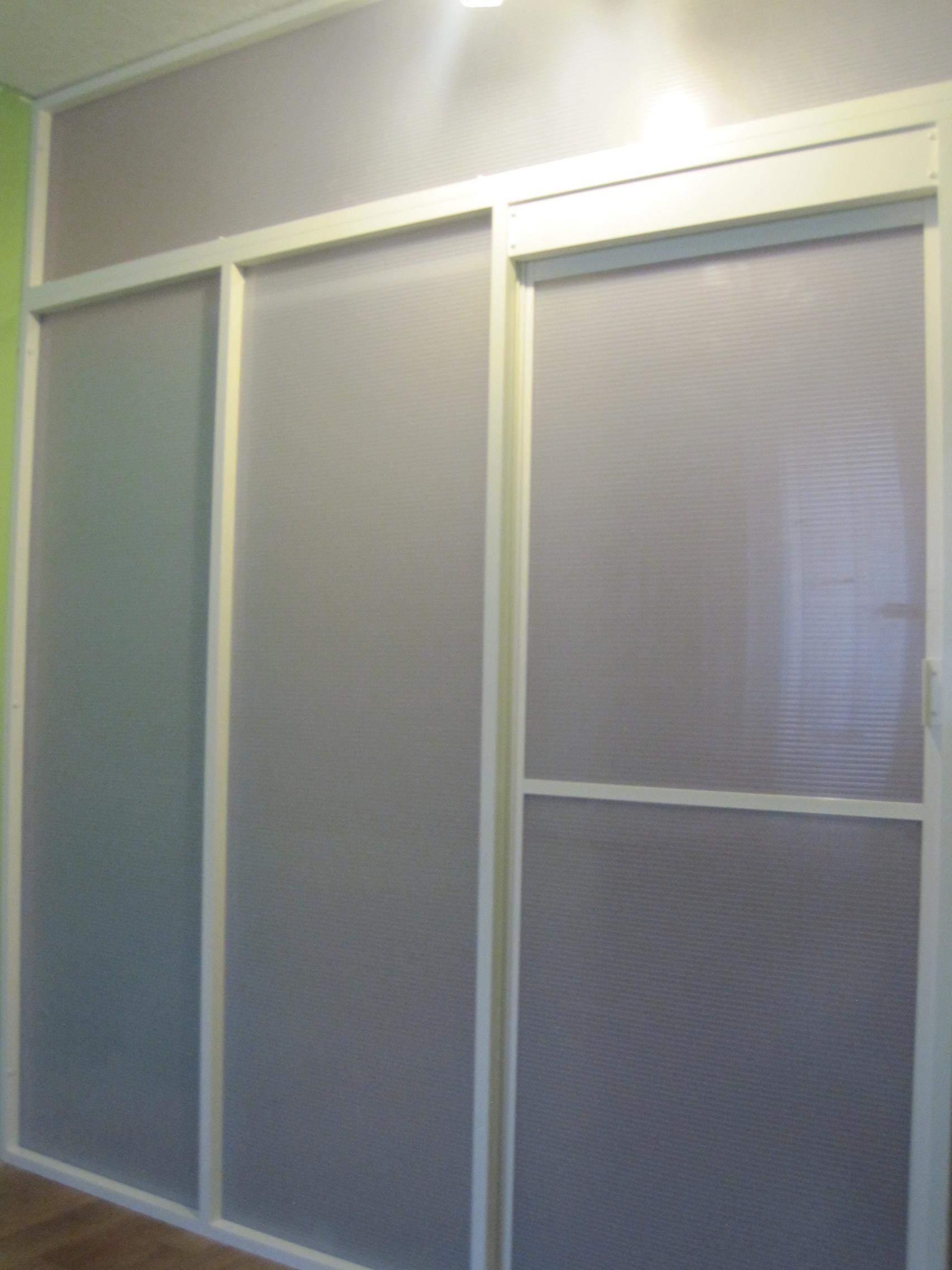 Aluminium Door Frame Sliding System Partition Wall