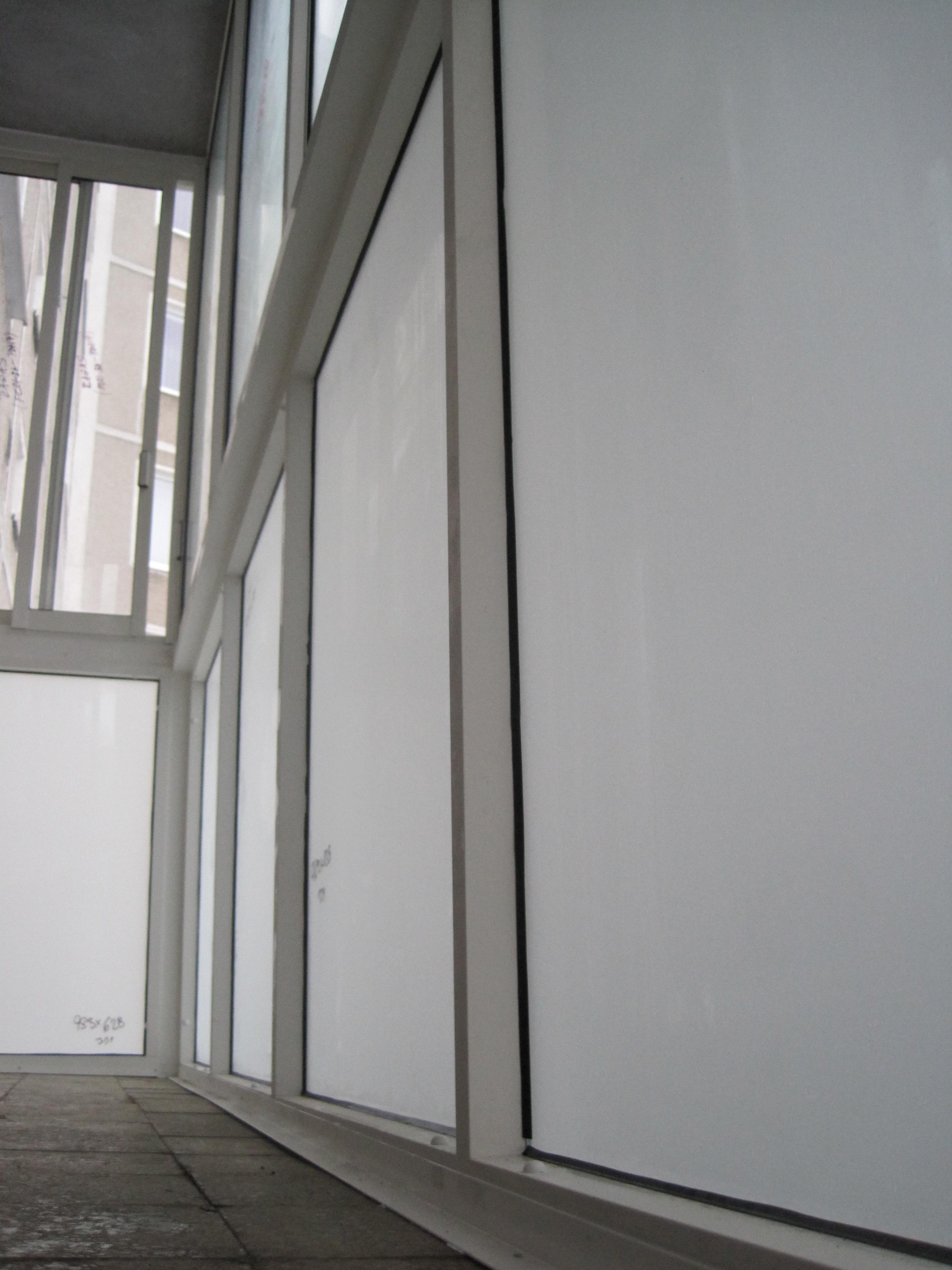 Balkonverglasung, Nove Mesto nad Vahom - Pifema s.r.o.