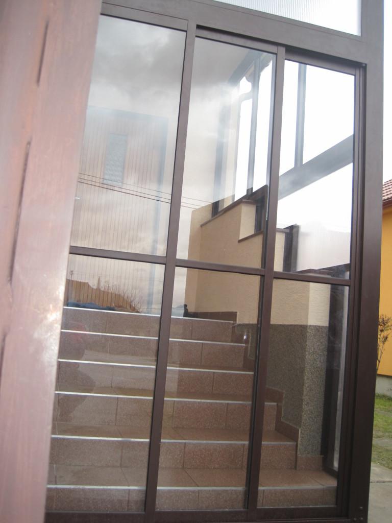 Verglasung Der Terrasse Und Der Veranda, Stara Tura - Pifema S.r.o. Verglaste Terrasse Oder Veranda