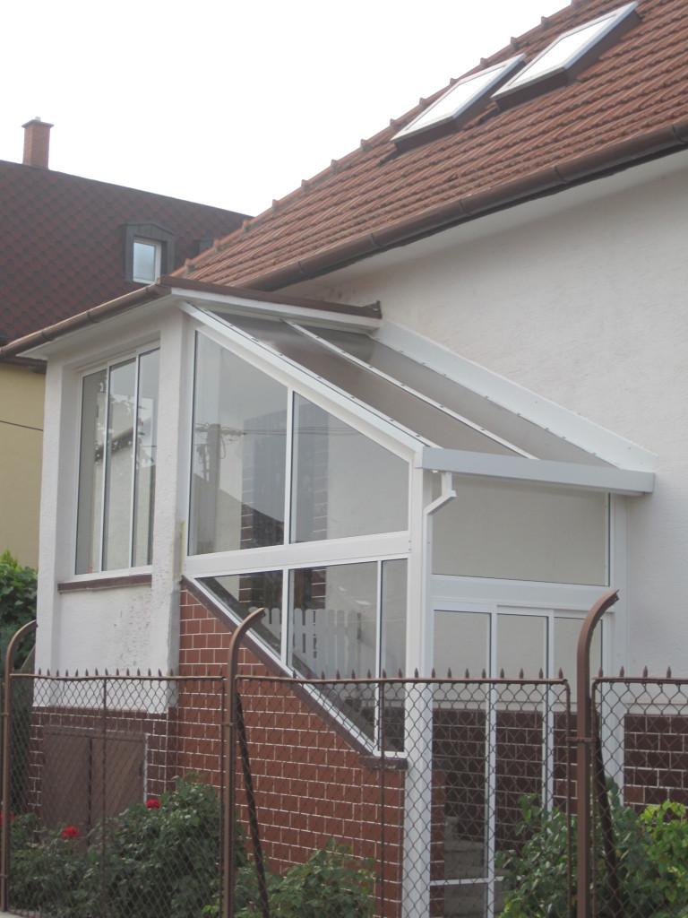 Verglasung der veranda trencin pifema s r o - Trennwand schiebesystem ...