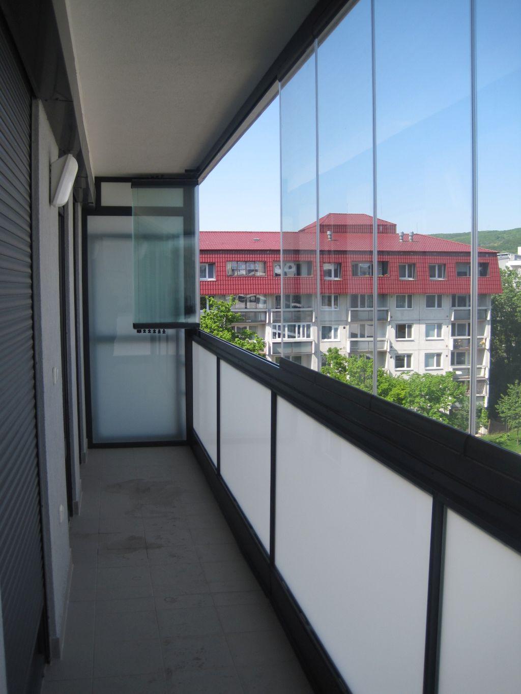 Balkonverglassung bratislava ra a pifema s r o - Trennwand schiebesystem ...