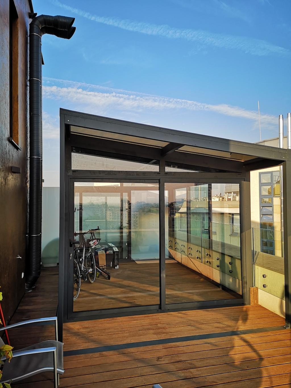 Aluminium conservatory Slovakia Bratislava - Pifema s r o