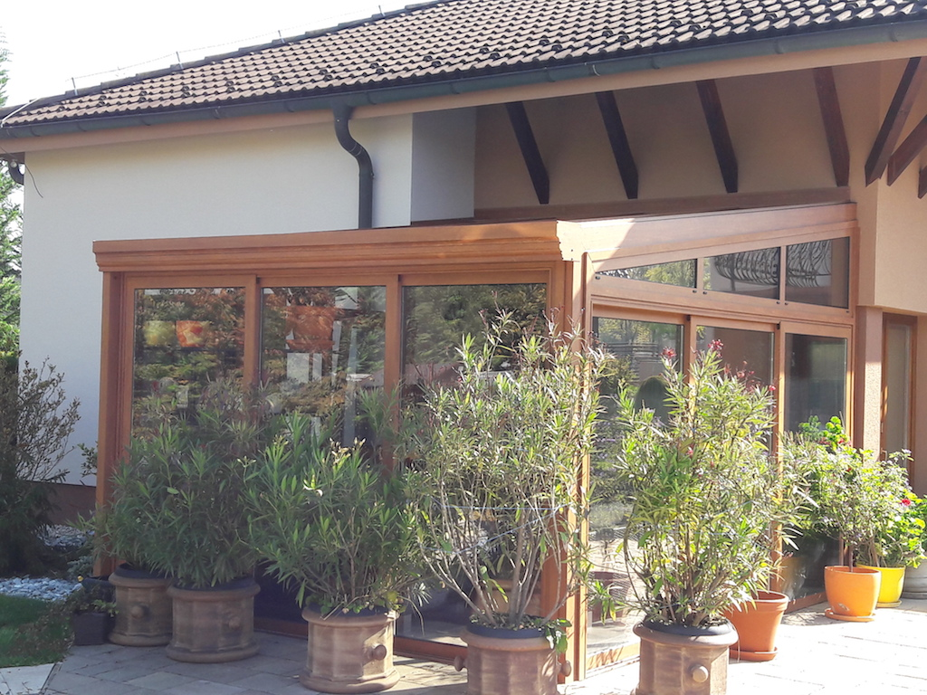 b0f84155f3d16 Zimná záhrada s celoročným využívaním Žilina