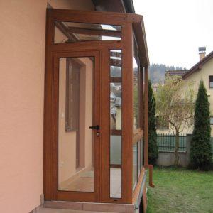 Hliníková veranda Cortizo Považská Bystrica