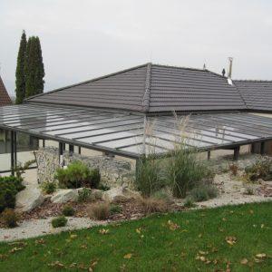 Hliníková zimná záhrada Cortizo Stráňavy