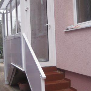 Zasklenie a realizácia verandy Bernolákovo