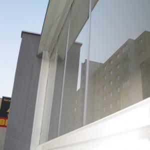 Zasklenie balkóna, Bratislava Dúbravka