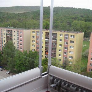 Zasklenie balkóna, Bratislava-Lamač