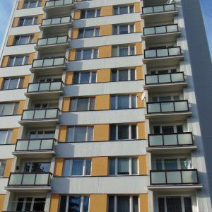 Balkóny pre bytový dom - Považská Bystrica