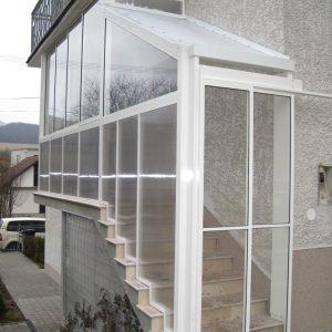 Zasklenie verandy
