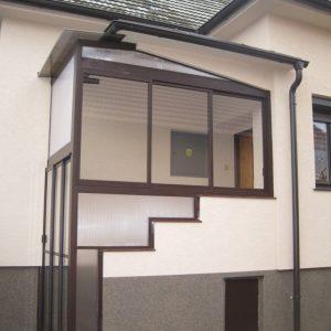 Zasklenie terasy - verandy, Stará Turá