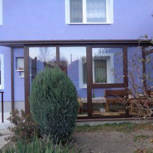 Hliníková veranda Čadca